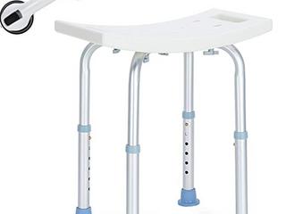 OasisSpace Adjustable Aluminium Bath Chair F017