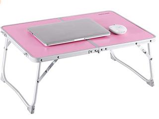 SuperJare Pink lap Table sky 70902p