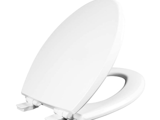 Mayfair 1847slow 000 Kendall Slow close Removable Enameled Wood Toilet Seat
