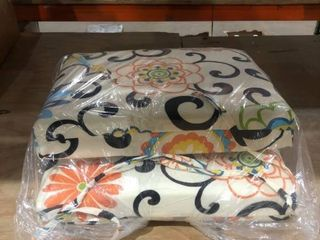 Outdoor Seat Cushion Made By Pillow Perfect
