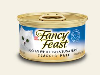 Purina Fancy Feast Ocean Tuna