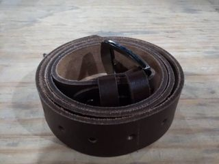 Jnriver Classic leather Belt fits Sizes 36 40