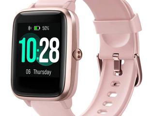 Anbes Smart Watch Pink