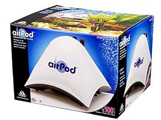Penn Plax Air Pod Pumo For 100 Gallon Aquariums