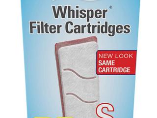 Tetra Whisper Filter Cartridges Small 6 pack