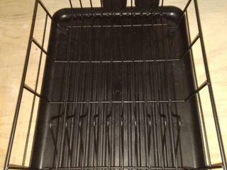 Black Dish Rack