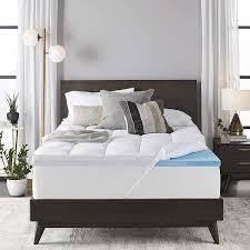 sleep innovations innocor comport topper matress twin