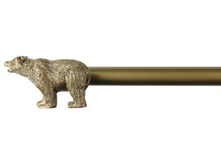 48 84    Renaissance Gold Curtain Rod