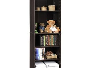 Furinno JAYA Simply Home 5 Shelf Bookcase