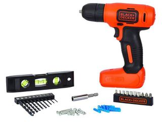 BlACK DECKER 8 Volt MAX  Home Decor Kit  BDCD8HDPK