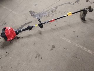 craftsman weed eater gas used