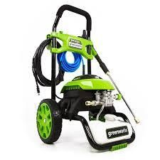 Greenworks Gpw2006 2000psi 1 2gpm Cold Water Electric Pressure Washer