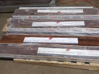 spillproof floor planks 12mm 8 planks per box 8 boxes