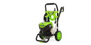 greenworks pro electric pressure washer