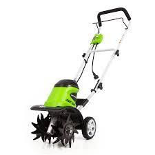 greenworks cultivator 11in untested