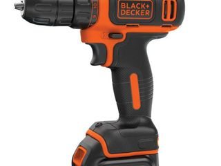 BlACK DECKER 12V Max  lithium Drill Driver