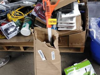 black and decker weed eater unit only no battery