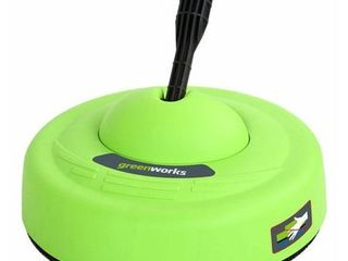 Greenworks Surface Cleaner Universal Pressure Washer Attachment 30012