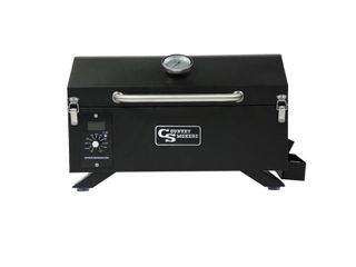 Country Smokers The Traveler   Portable Wood Pellet Grill