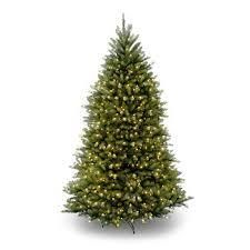 6 foot Dunhill Fir Tree with Clear lights  Retail 189 99