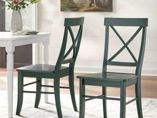 Simple living Albury Dining Chairs   Set of 2