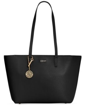 Dkny Sutton leather Bryant Medium Tote w  Cover