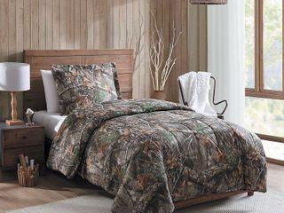 Realtree Edge Mini Comforter Set   King