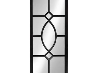 Kate and laurel Cassat Window Wall Accent Mirror