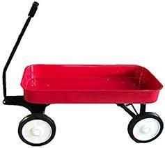 Children s Classic Pull Along Steel Wagon