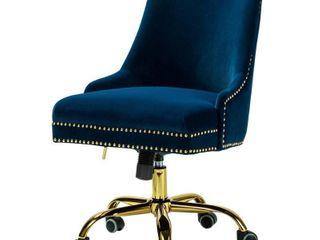 Bella Velvet Task Chair