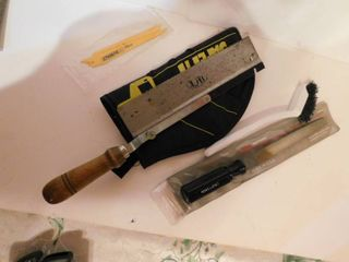 Supply lot   Saw Blades  Saw  Brush   File