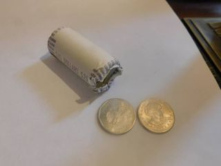 Roll of Uncirculated  1 Coins