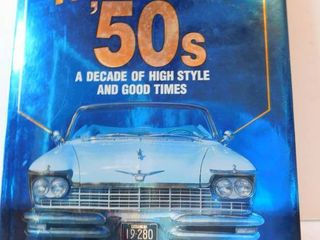 Book on 50 s Cars