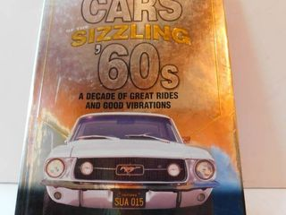 Book on 60 s Model Cars