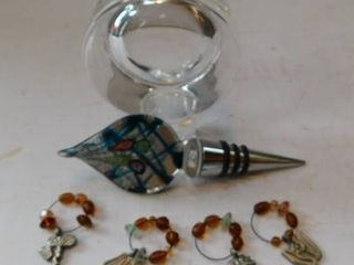 Decanter Stoppers  2 ea