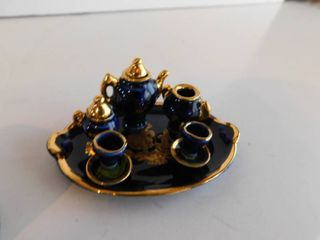 limoges   Tea Set   Trinket Box