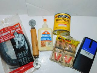 Supply lot   Home Repair Items