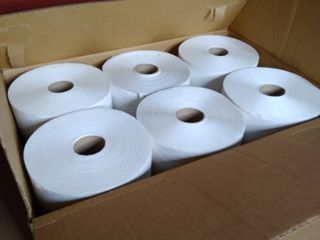 Dubl Nature White Roll Towel 7 5 x800  6 Pack