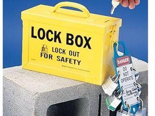 Brady lock Boxes   65672