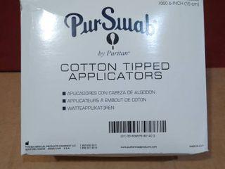 Purswab By Puritan Cotton Tip Applicators 1000 ct