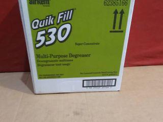 Airkem Quik Fill 530 2 5 Gallon Multi Purpose Degreaser