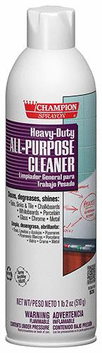 Heavy Duty All Purpose Cleaner Degreaser  18oz  Aerosol  12 Carton