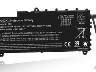Pl02Xl Notebook Battery