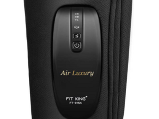 For King Rechargeable leg Air Massager   FT 015A
