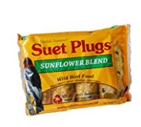High Energy Suet Cake Bird Food Melt Resistant 10 Pack 10 5oz 4 5 X 4 5 X 1inch