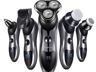 Rozia Pro 360   5 in 1 Grooming Kit