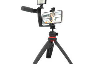 Super Star Essentail Vlogging Kit