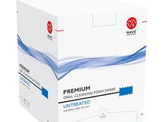 Premium Disposable Oral Swabs