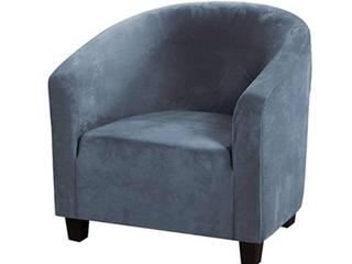 H   Versailtex Velvet Furniture Cover  Chair  Stretch Velvet