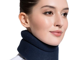 Velpeau Foam Neck Brace  Blue   VP0201   Comfort Version